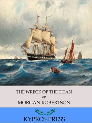 cover image of The Wreck of the Titan