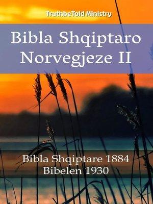 cover image of Bibla Shqiptaro Norvegjeze II