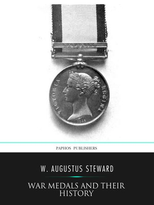cover image of War Medals and Their History