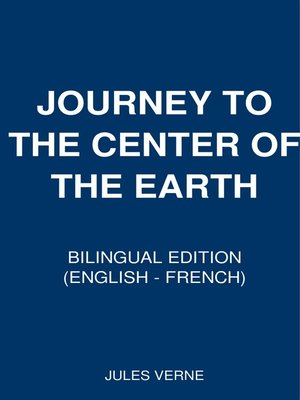 cover image of Journey into the Interior of the Earth