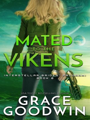 cover image of Mated to the Vikens
