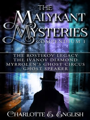 cover image of The Malykant Mysteries Books 1-4