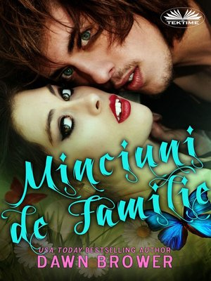 cover image of Minciuni De Familie