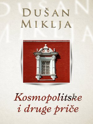 cover image of Kosmopolitske i druge priče