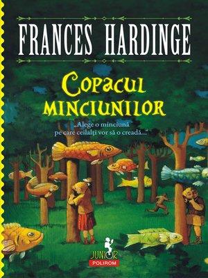 cover image of Copacul minciunilor