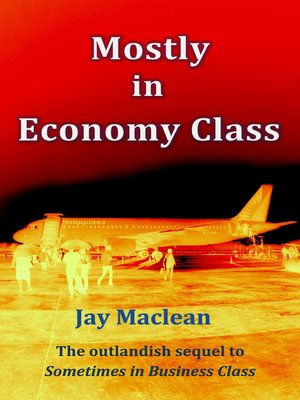 cover image of Mostly in Economy Class