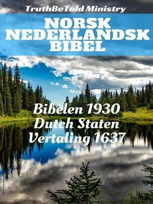 cover image of Norsk Nederlandsk Bibel