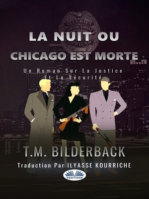 cover image of La Nuit Ou Chicago Est Morte