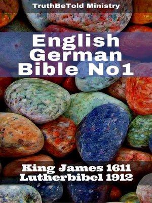 cover image of English German Bible No1