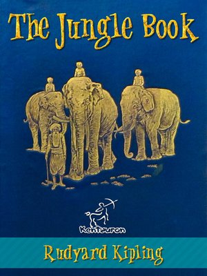cover image of The Jungle Book (New illustrated edition with 89 original drawings by Maurice de Becque and others)