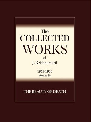 cover image of The Beauty of Death