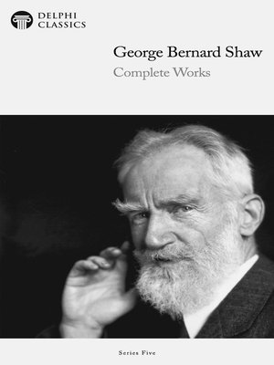 cover image of Delphi Complete Works of George Bernard Shaw