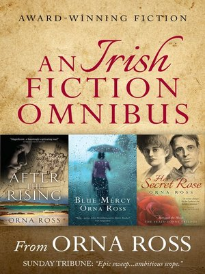 cover image of An Irish Fiction Omnibus