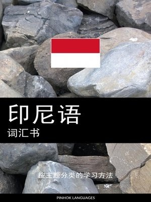 cover image of 印尼语词汇书