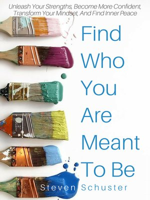 cover image of Find Who You Are Meant to Be