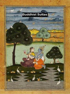 cover image of Buddhist Suttas