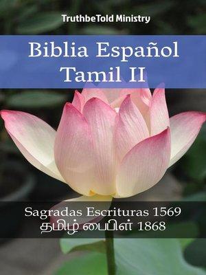 cover image of Biblia Español Tamil II