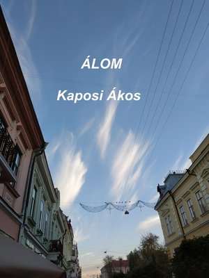 cover image of Álom