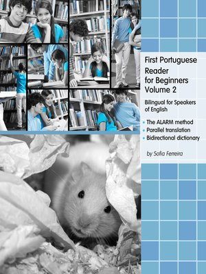 cover image of First Portuguese Reader for Beginners Volume 2