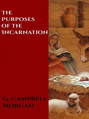 cover image of The Purposes of the Incarnation