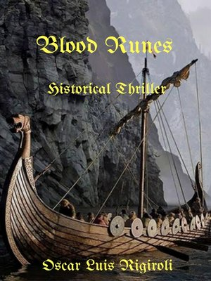 cover image of Blood Runes