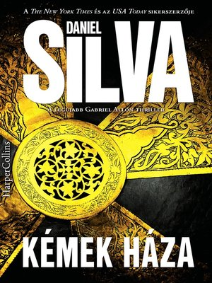 cover image of Kémek háza