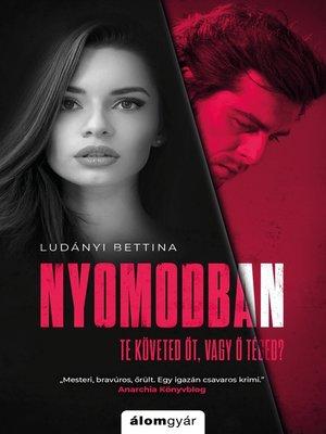 cover image of Nyomodban