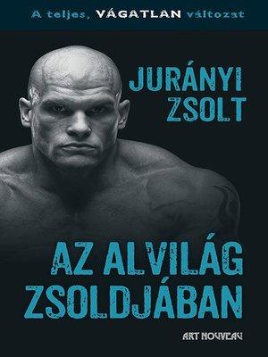 cover image of Az alvilág zsoldjában