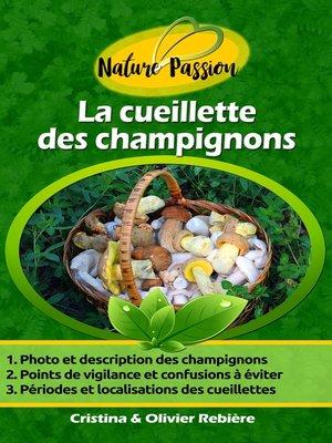 cover image of La cueillette des champignons