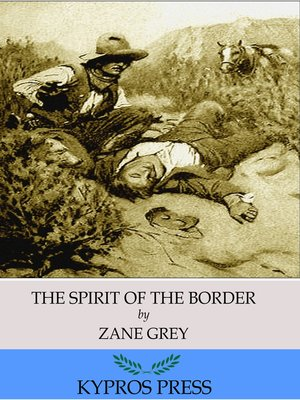 cover image of The Spirit of the Border