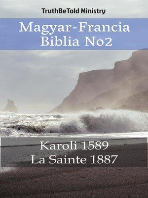 cover image of Magyar-Francia Biblia No2