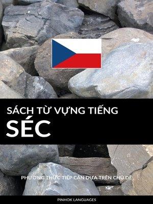 cover image of Sách Từ Vựng Tiếng Séc
