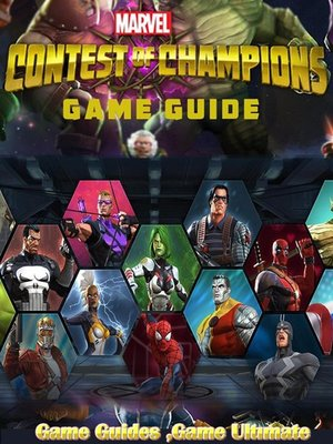 cover image of Marvel Contest of Champions Walkthrough and Guides