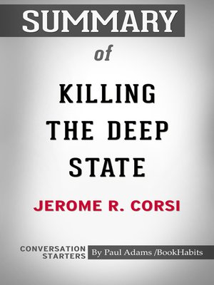 cover image of Summary of Killing the Deep State: The Fight to Save President Trump
