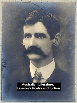 cover image of Australian Literature: Lawson's Poetry and Fiction