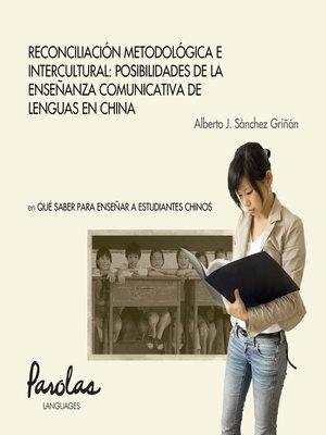 cover image of Reconciliación metodológica e intercultural