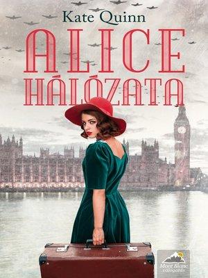 cover image of Alice hálózata