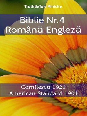 cover image of Biblie Nr.4 Română Engleză