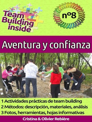 cover image of Team Building inside 8 - Aventura y confianza