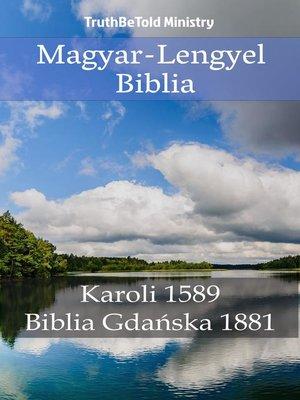 cover image of Magyar-Lengyel Biblia
