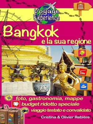 cover image of Bangkok e la sua regione