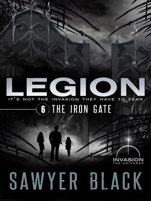 cover image of The Iron Gate