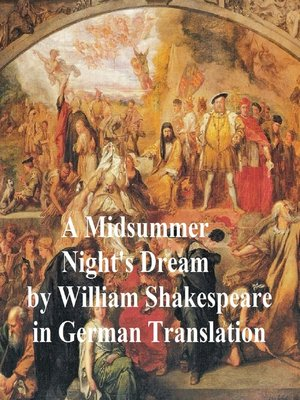 cover image of Ein Sommernachtstraum (Mid-Summer Night's Dream in German)