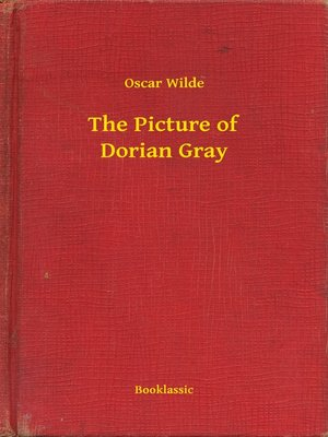 cover image of The Picture of Dorian Gray