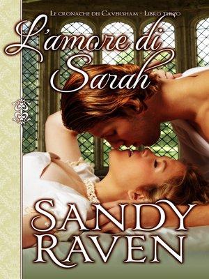 cover image of L'amore di Sarah