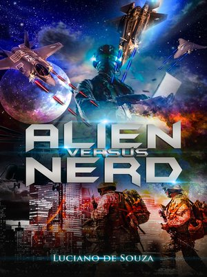 cover image of Alien Versus Nerd