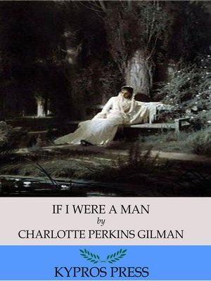 cover image of If I Were A Man