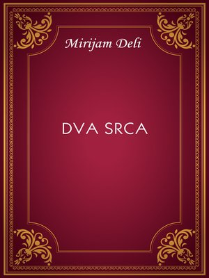 cover image of Dva srca