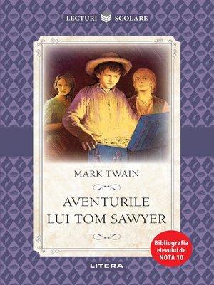 cover image of Aventurile lui Tom Sawyer