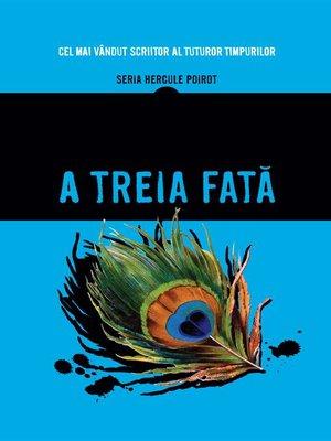 cover image of A treia fată